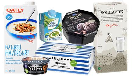 mjölkproteinfri kost